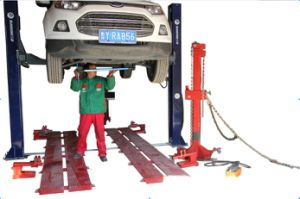 Three-Dimensional Automotive Body Repair System Car Bench pictures & photos