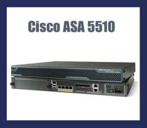 Cisco ASA 5510 5520 Firewalls ASA5510 BUN K9