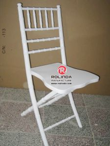 Factory Wedding Folding Chivari Chairs pictures & photos