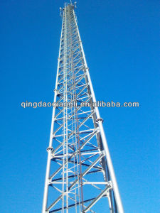 3 Leg Lattice Telecom Tower/Tubular Tower/Angular Tower