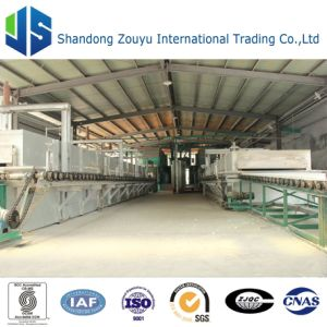10000t Ceramic Fiber Blanket/ Aluminium Silicate Needle Blanket Production/Equipment Line