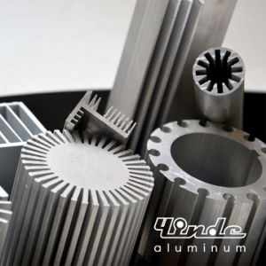 Aluminum Extrusion/Top Quality Aluminium Heat Sink pictures & photos