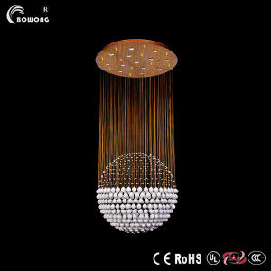 2015 LED Modern Ceiling Lighting K9 Crystal Chandelier