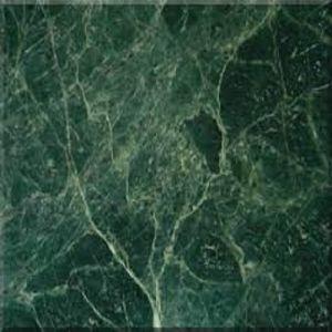 Polished Natural Dark Green Marble Tile Slab For Wall Floor Worktops