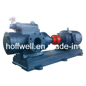 SNH Three Screw Heavy Oil Pump pictures & photos