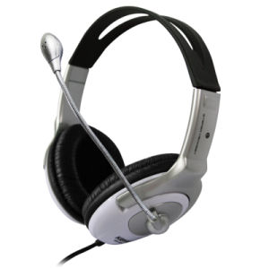 USB Stereo Headphone with Mic (KOMC) KM-9100