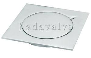 Square Shape Chrome Plated  Floor Drain with Three Parts  (D61002) pictures & photos