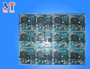 Panel Size PCBA (PP-SD1668)
