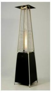Outdoor Garden Heaters Pyramid Flame Patio Heater