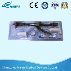 Disposable Surgical Hemorrhoids Stapler pictures & photos