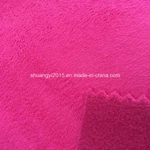 2016 Hot Sale Suede Fabric for Shoes and Garment pictures & photos