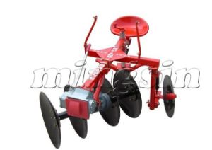 Driven Disc Plough for Walking Tractor 1lyq-320/1lyq-420 pictures & photos
