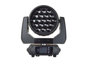 19*15W LED Moving Head Wash Zoom Stage Light (BR-1915P) pictures & photos
