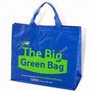 China Promotional Laminated Green Woven Polypropylene Bag (LJ-57) - China Woven  Polypropylene Bag 203b80a4c