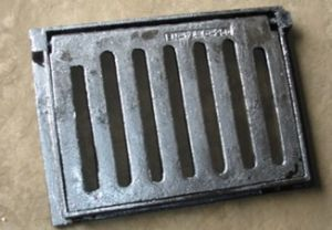 Ductile Iron Casting Water Channel Gratings, En124 Standard pictures & photos