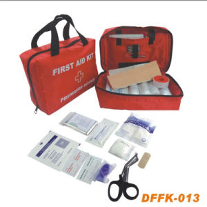 Home / Car First Aid Kit (DFFK-013) pictures & photos