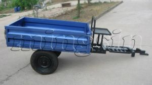 Mini Tiller Trailer (0.5ton) for Walking Tractor pictures & photos