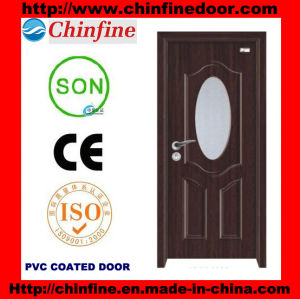 PVC Doors with Best Price (CF-W018) pictures & photos