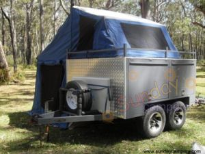 Roof Topper (SRT02) C&er Trailer Tent & China Roof Topper (SRT02) Camper Trailer Tent - China Roof Tent ...