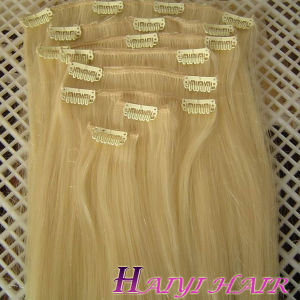 Easy Clips Hair Extensions Clip in Hair Weft