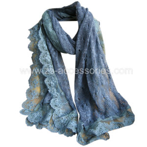 Knitted Scarf (ZSSS-0041)