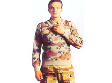 Military Knitted Round-Collar Sweater/ Pullover/ Garment pictures & photos
