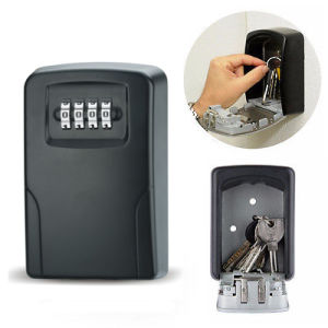 High Quality Aluminum Key Storage Security Lock Box pictures & photos