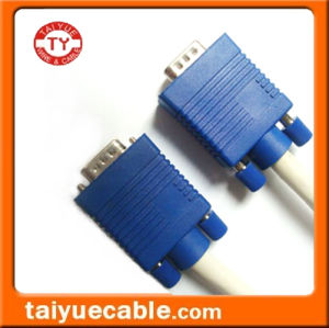 Male to Male VGA Cable/Computer LAN Cable Computer Power Cable pictures & photos