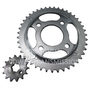 High Quality Motorcycle Sprocket (428-43T) pictures & photos