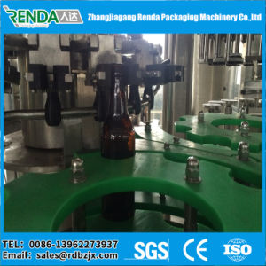 Pet, Aluminum Soda&Beer Can Filling Machine and Sealing Machine pictures & photos