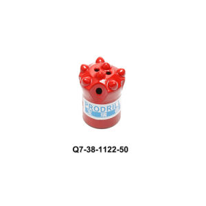 Q7-34-7 22-75mm Tapered Button Drill Bits pictures & photos