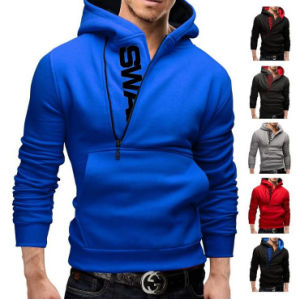 Men Fancy Fleece Hoodies Wholesale Hoodies High Quality Hoody for Men Sweatshirts pictures & photos