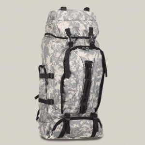 70L Big Capacity Men Camouflage Military Recon Hiking Sport Backpack pictures & photos