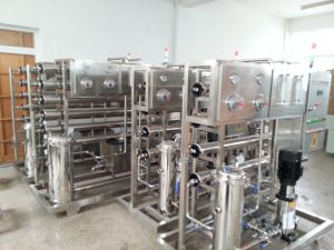 Full Automatic SUS304 Stainless Steel RO Water Treatment System pictures & photos