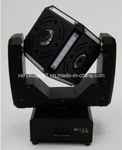 10W RGBW 4in1 Osram LED Cube Moving Head Light Snake Eyes Moving Head 60W pictures & photos