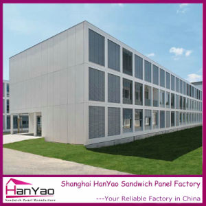 High Quality Modular Sandwich Panel Container House pictures & photos