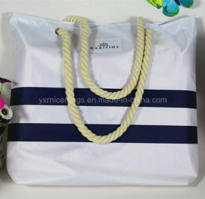 High Quality 420d Foldable Polyester Tote Bag pictures & photos