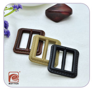 Factory ABS Nylon Painting Plastic Leather Inner Szie 2.5cm, 3.8cm and 5cm Belt Buckles Could Match Metal Pin