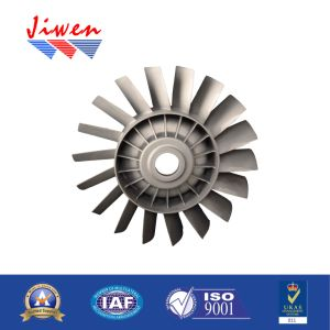 Turbine Blade of CNC Machining Aluminum Die Casting