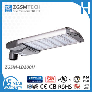 200W LED Street Light with UL for Amercian Market pictures & photos