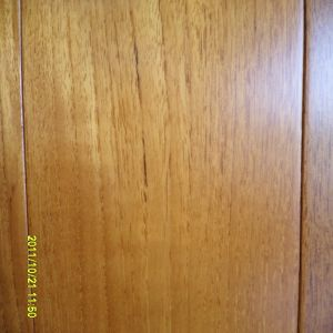 Eco-Friendly High Strength Asian Teak Solid Wooden Flooring