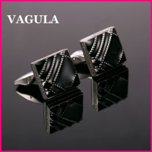 VAGULA Quality Enamel French Cufflinks (L51422) pictures & photos