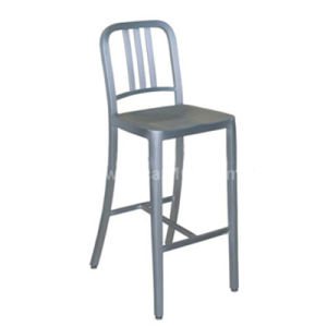 Garden Furniture Aluminum Restaurant Navy Bar Stools (DC-06108) pictures & photos