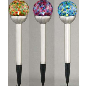 Solar Glow Stake Light, Various Colors pictures & photos