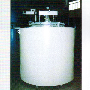 Pit Aluminium Alloy Quenching Furnace