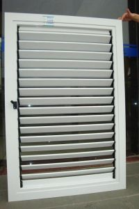 Aluminium Waterproof Blinds (TMWB002) with Remote Control pictures & photos