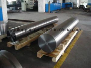 Forging SAE4140 SAE4340 SAE1045 Alloy Steel Shaft pictures & photos
