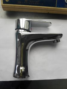 Cheap Basin Faucet Zinc Body /Mixer/Tap (VT11903) pictures & photos