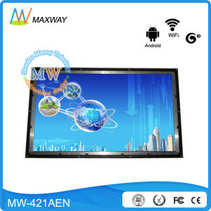 42 Inch Android Wireless WiFi Network LCD Advertising Player Touch Screen pictures & photos