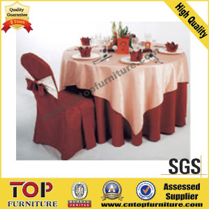 Hotel Dining Room Table Cloth (TB-1112) pictures & photos